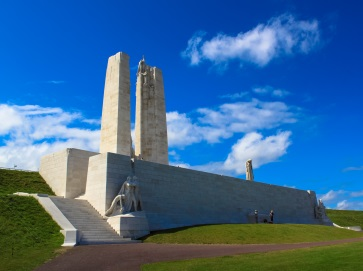 Vimy & Arras day excursion